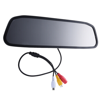 Fannty Universal Car Rear Seat View Mirror Baby Child Safety With Clip and Sucker