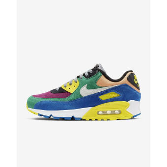 Nike Air Max 90 QSCD0917-300-Blue&Green