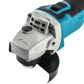 100mm Variable Brushless Cordless Angle Grinder Electric Grinding Machine for Makita 18V-21V Battery with EU Plug