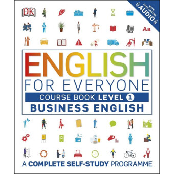 ENGLISH FOR EVERYONE BUSINESS ENGLISH LEVEL 1 COURSE BOOK A COMPLETE SELF-STUDY PROGRAM