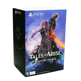 •• PS5 TALES OF ARISE COLLECTOR S EDITION ASIA  By ClaSsIC GaME OfficialS