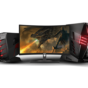 MSI MONITOR Optix G241VC 24inch sRGB110 75hz