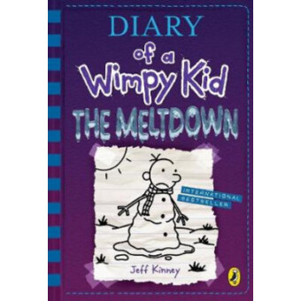 DIARY OF A WIMPY KID 13 THE MELTDOWN