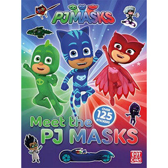 PJ MASKS MEET THE PJ MASKS