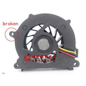 Lap Cpu Fan Cooling Fan For Panasonic Udqfseh26cas Dc5v 016a 3-Wire 3-Pin Connector Notebook Cooling Fan