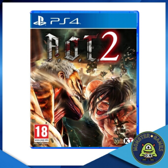 Attack On Titan 2 AOT 2 Ps4 game