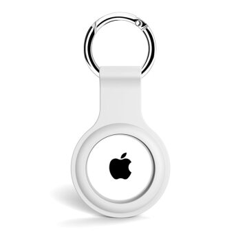 Airtag Case Liquid Silicone Cover For Apple Airtag Protective Shell For Airtags Tracker Anti-Lost Airtag Accessories