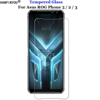For Asus Rog Phone 5 Ii 2 Zs660kl Tempered Glass 9h 25d Premium Screen Protector Film For Asus Phone 3 Zs661ks  Strix