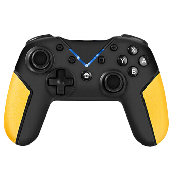 New Gamepad for Switch Pro Controller Nintendo Game Console PC Steam with 35 Headphone Output Support Voice Wired Joystick
