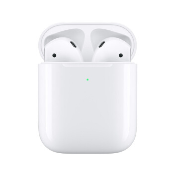Apple หูฟัง AirPods with Wireless Charging Case Gen 2(2019) สำหรับ iphone
