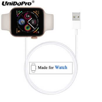 Portable Qi Smart Usb Watch Charger Cable Magnetic Wireless Charging Dock For Apple Iwatch Series 6 5 4 3 2 Se Applewatch Cord