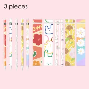 Cute for Apple Pencil Stickers Scratchproof Ultra Thin Stickers Press Stylus Pen Sticker Non-Slip Protective Paper I506035