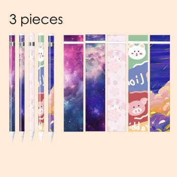 Cute for Apple Pencil Stickers Scratchproof Ultra Thin Stickers Press Stylus Pen Sticker Non Slip Protective Paper I506465