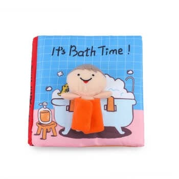 Baby Soft Cloth Book Toy Children Early Learning Cognitive Development Quiet Books Infant Quiet Book I497243