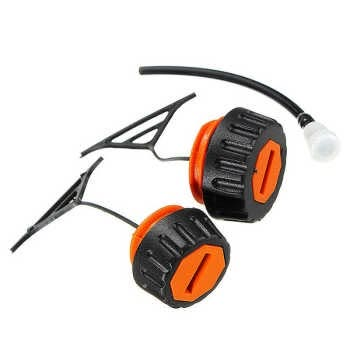 Chainsaw Gas Fuel Cap &Oil Cap Kit Fit For Stihl Chainsaw 020 021 023 024 025 026 028 034 I201642