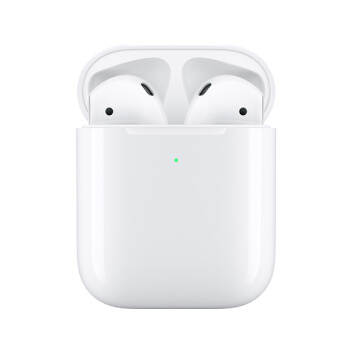 Apple หูฟังไร้สาย AirPods with Wireless Charging Case Gen 2(2019)