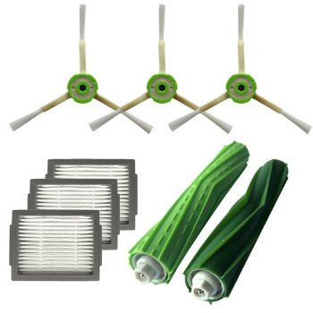 SODIAL Filter Replacement Parts for Eufy 11 11 Plus Robovac Vacuum Cleaner Accessories Pack of 12
