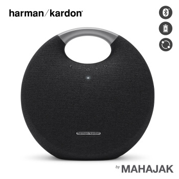 Harman Kardon Onyx Studio 5 Portable Bluetooth Wireless Speaker Wireless Dual Sound ลำโพงบลูทูธ