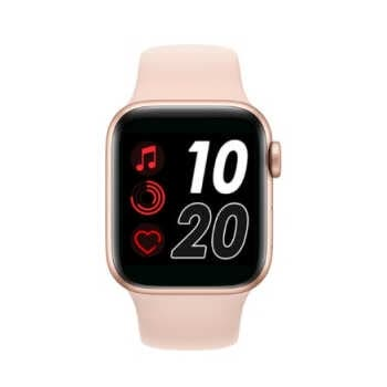 T500 Smartwatch Series 5 Bluetooth Call 44mm Heart Rate Monitor Blood Pressure Smart Watch For Apple Android Pk Iwo Max