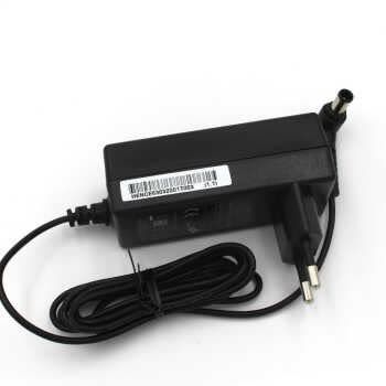 Eu Wall Plug Ac Power Adapter Charger 19v 0.84a For Lg Ads-18fsg-19 Lcd Monitor Power Supply 6.5*4.4mm With Pin Inside
