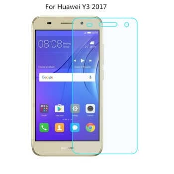 For Huawei Y3 Cro-U00 Tempered Glass For Huawei Y 3 Cro-L02 Cro-L22 Cro-L03 Cro-L23 Screen Protector Protective Film Tempered Glass