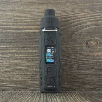 Texture Case For Voopoo Argus Pro Kit Vape 80w Vapeing Protective Silicone Skin Sleeve Cover Modshield Wrap Gel