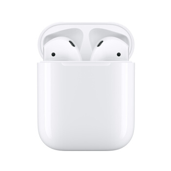 Apple หูฟังไร้สาย AirPods with Charging Case Gen2 (2019)